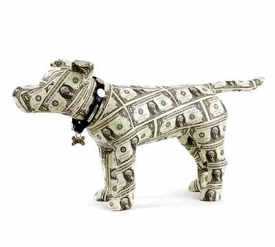 petrede-cachorro-de-dinheiro