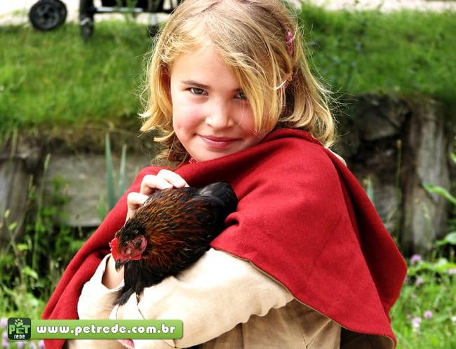 menina-galinha-estimacao-petrede